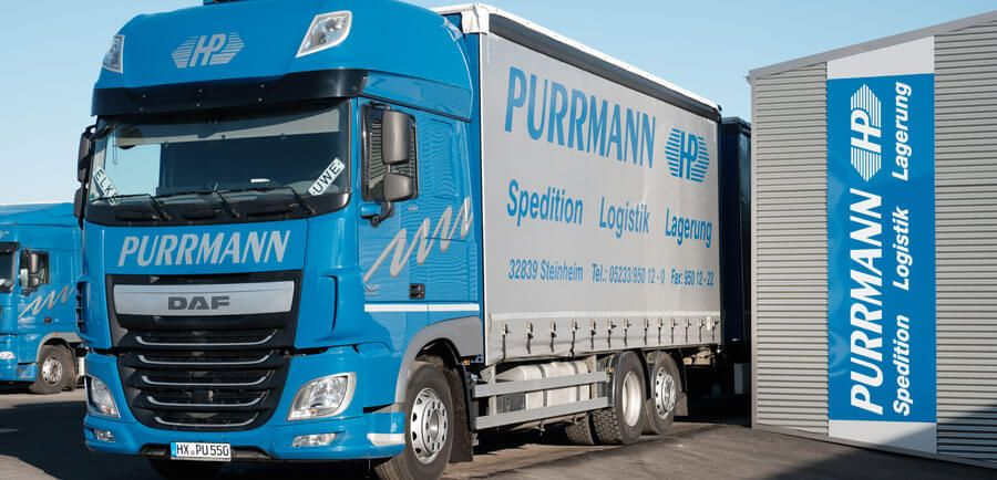 Spedition Hr. Purrmann GmbH & Co. KG